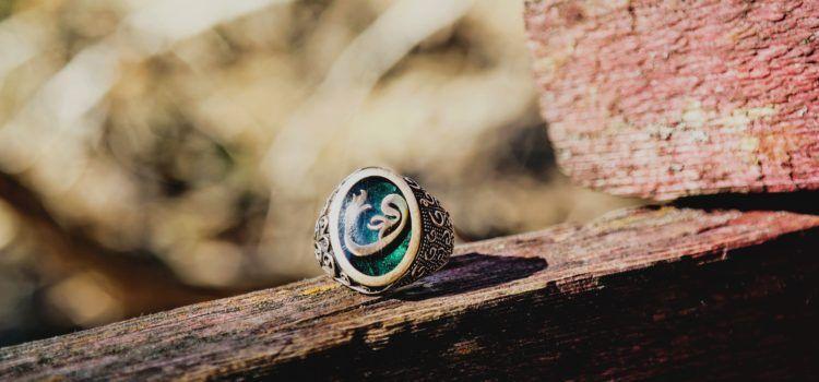 แหวนทรงโบราณ