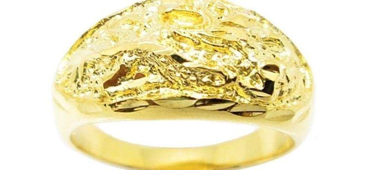 แหวนทองลายมังกร