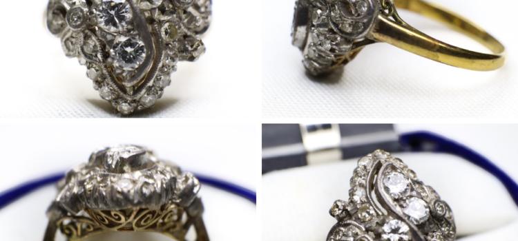 แหวนเพชรโบราณ คุณค่าเหนือกาลเวลา