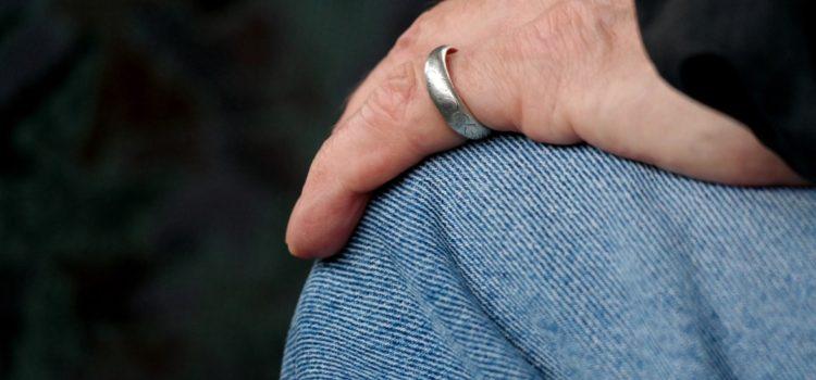 แหวนเงินผู้ชาย